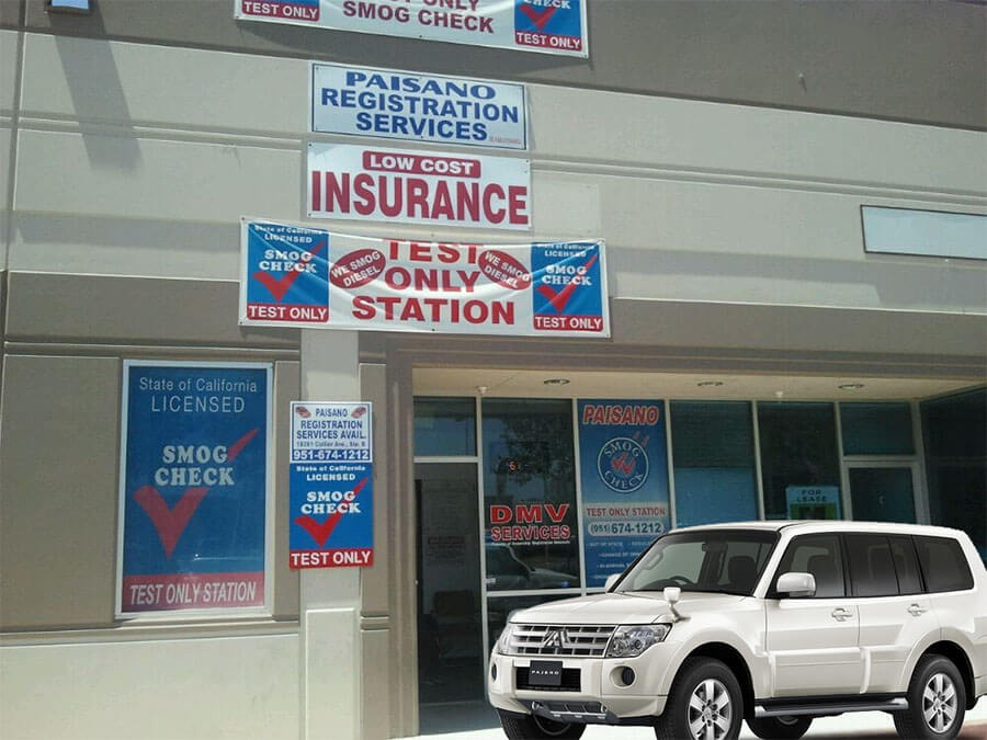 $15 Off Smog Check - 18281 Collier Ave, Lake Elsinore - (951) 674-1212